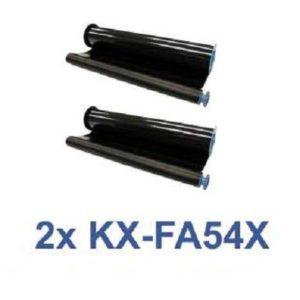 TTR PANASONIC KX-FA54X COMPATIBILE CONFEZIONE 2 PZ.