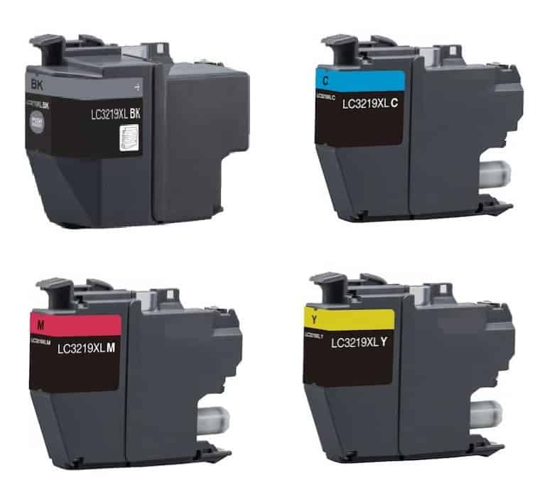 MULTIPACK 15 BROTHER LC3217 COMPATIBILI