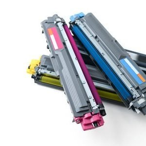SET 4 TONER   COMPATIBILE KONICA MINOLTA TN216 TN-216 NERO E COLORI